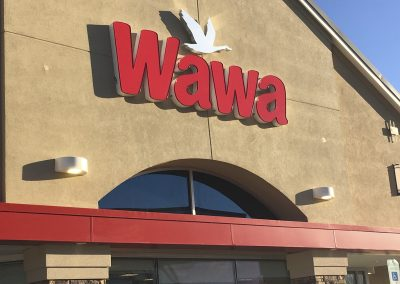Wawa Commerical Construction