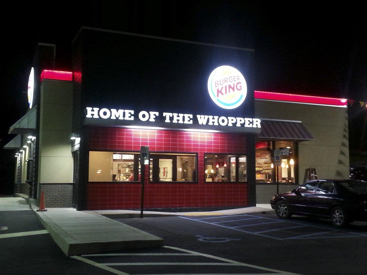 Burger King General Construction